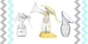 best manual breast pump reviews
