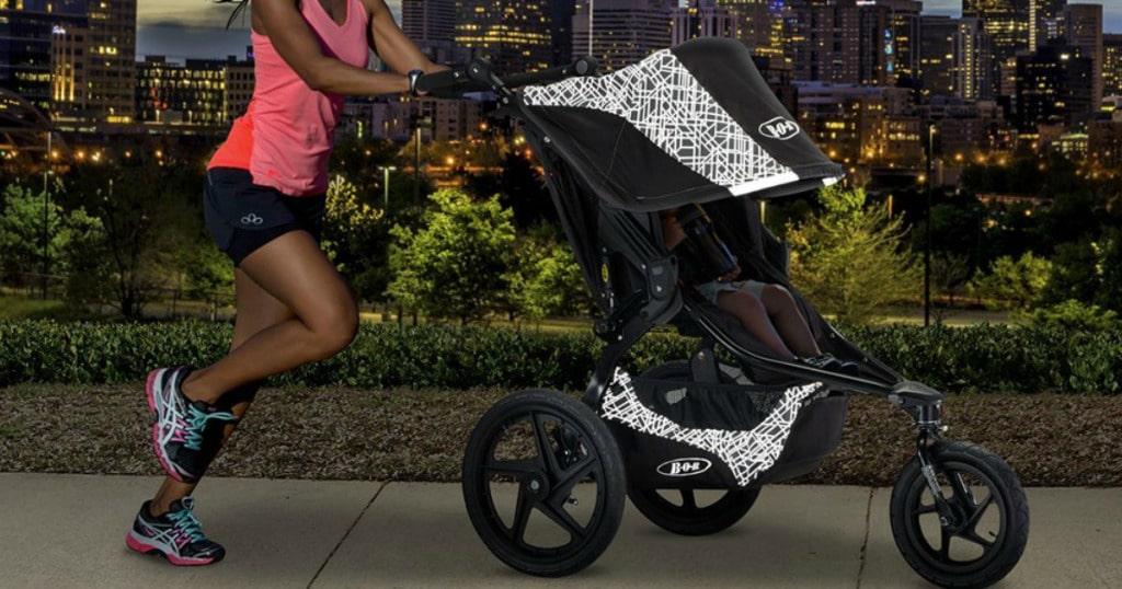 BOB Revolution Flex Jogging Stroller