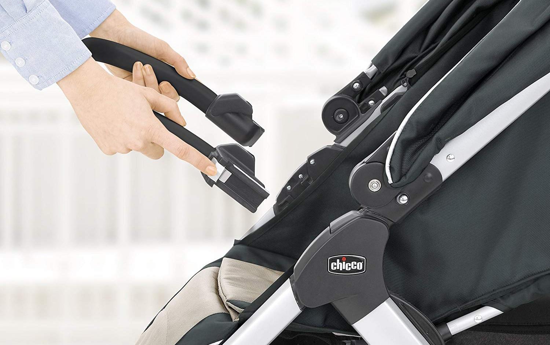Chicco Bravo LE Quick-Fold Stroller