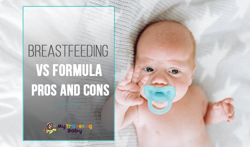 Breastfeeding vs Formula Pros and Cons