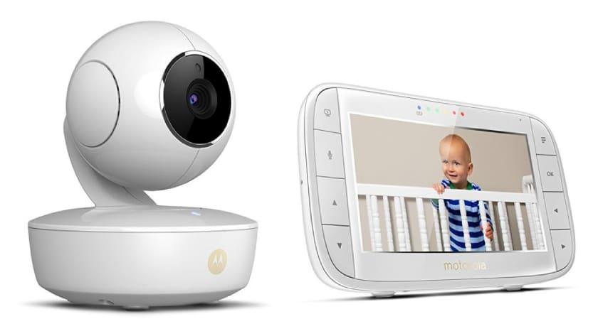 motorola baby camera