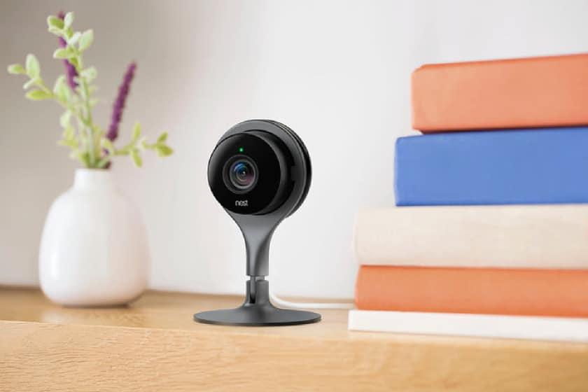 Nest Camera Security Camera
