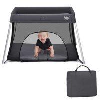 BABY-JOY-Baby-Foldable-Travel-Crib