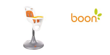 Boon Flair Pedestal Highchair