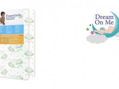 Dream On Me 3″ Playard Mattress