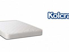 Kolcraft Cozy Portable Crib Mattress