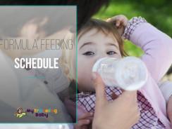 Formula Feeding Schedule