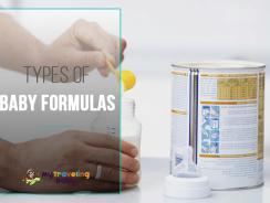 Types of Baby Formulas